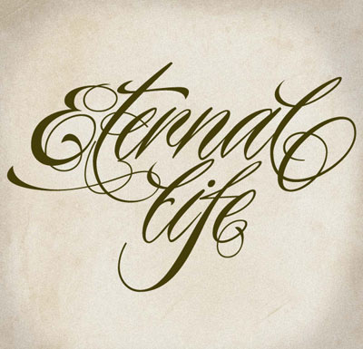 Elegant Script Tattoo Fonts