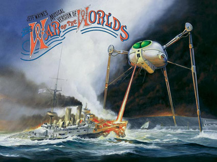 The War Of The Worlds 1978 The Mehallo Blog Beta